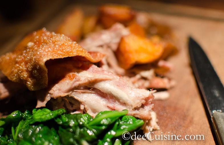 Barcelona Pig Roast