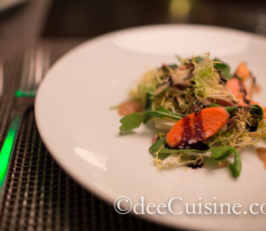eleven14 Kitchen Duck Confit Salad