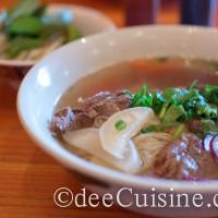 Pho King at Mecha Noodle Bar
