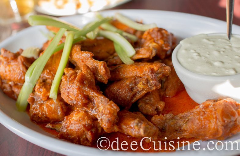Archie Moore's Wings