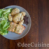 dee Cuisine salmon recipe