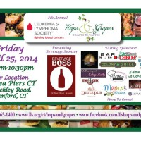 5th Annual Hops & Grapes, Toasts & Tastes