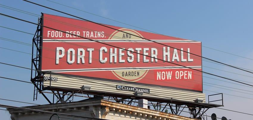 Port Chester Hall Beer Garden Now Open Dee Cuisine