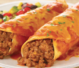 Beef Enchiladas Photo Credit: McCormick