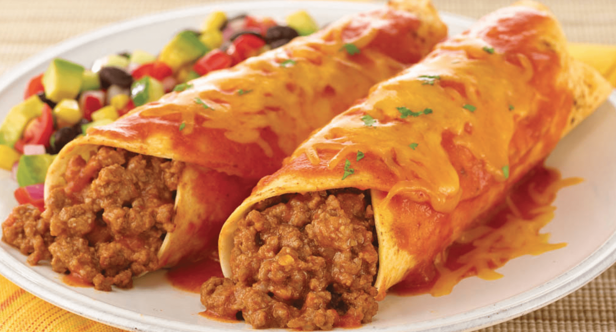 Semi-homemade Enchiladas with IMUSA and McCormick – dee ...