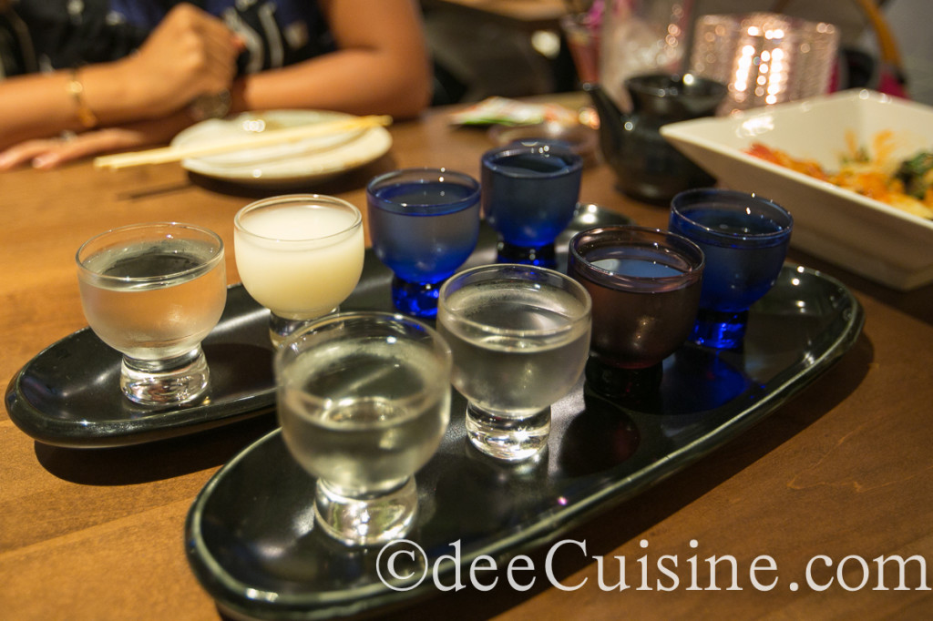 Haru Sake Flights