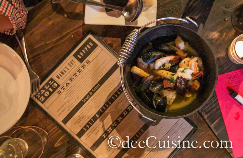 Low Country Bouillabaise from Mama's Boy