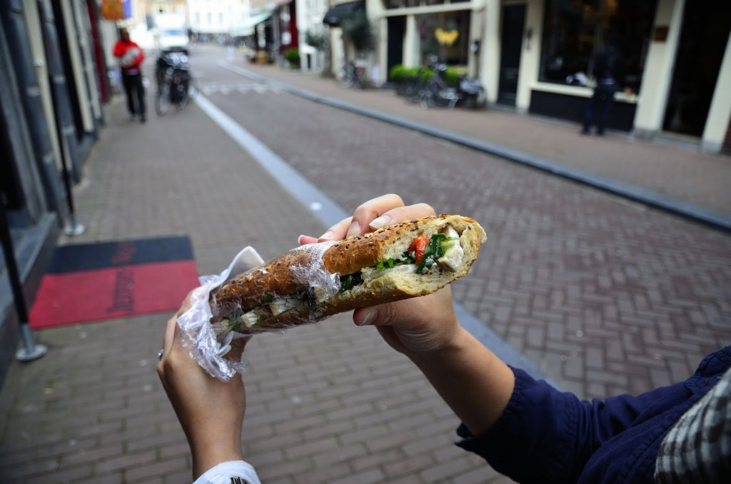 Brodje from De Kaaskamer in Amsterdam