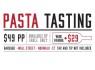 """Pasta Tasting Menu"" at Bar Sugo"